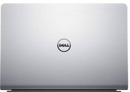 Dell Inspiron 5547 Notebook (5547581TB2S) 15.6 inch Silver